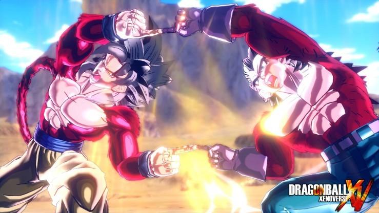Dragon Ball Xenoverse DLC 2 18
