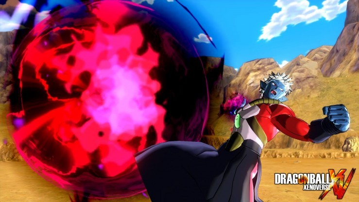 Dragon Ball Xenoverse DLC 2 2