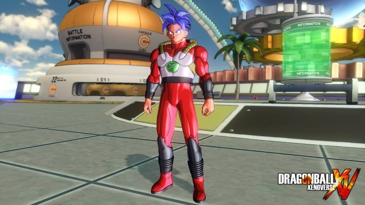 Dragon Ball Xenoverse DLC 2 23