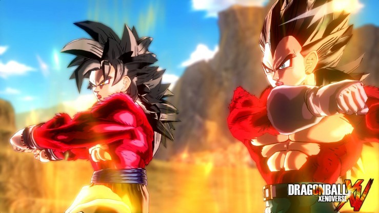 Dragon Ball Xenoverse DLC 2 25