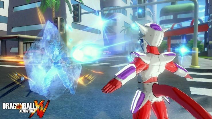 Dragon Ball Xenoverse DLC 2 3