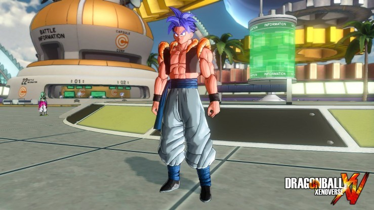 Dragon Ball Xenoverse DLC 2 30