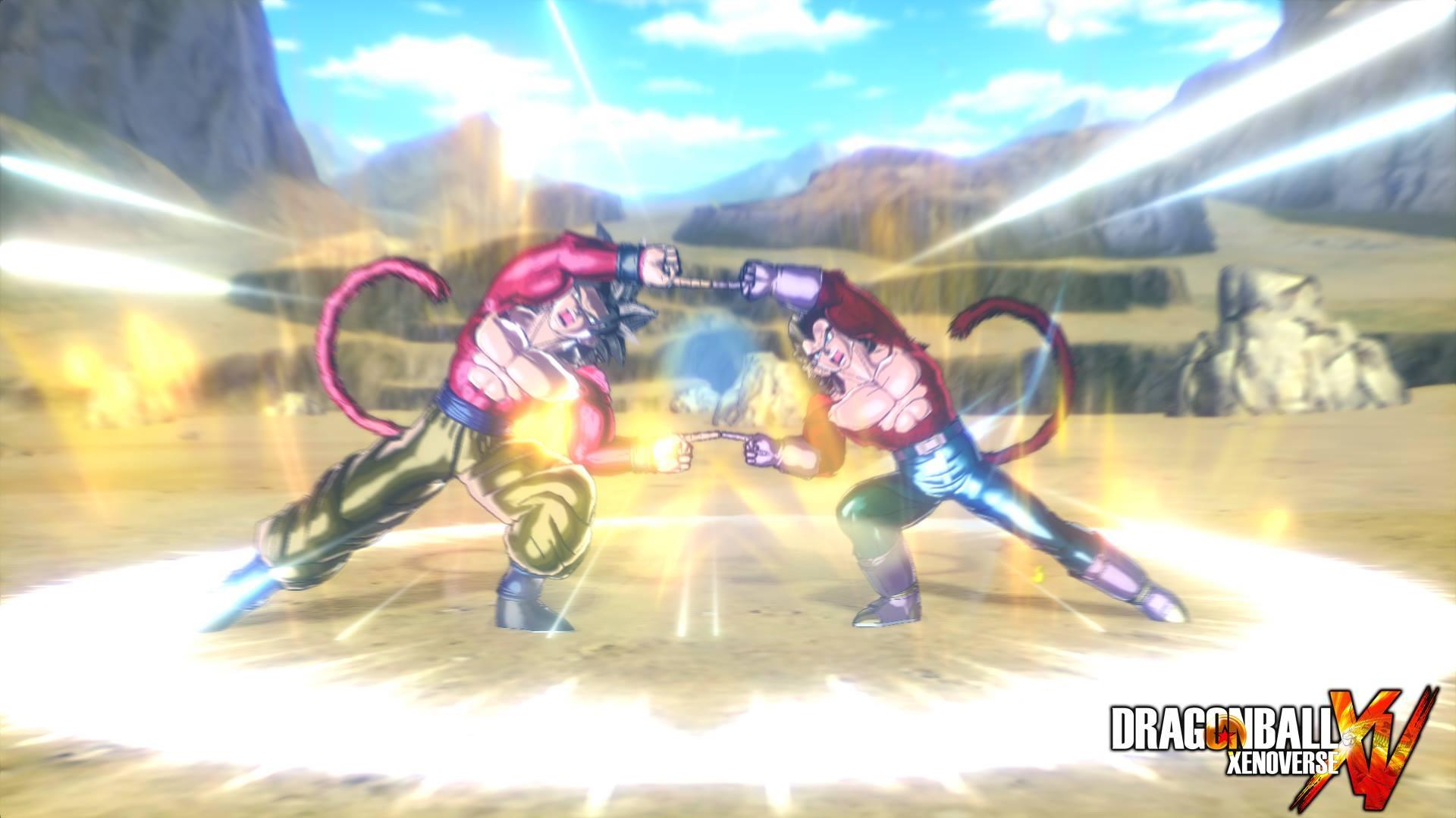 The DLC content (precise) - Dragon Ball: Xenoverse 2 ...