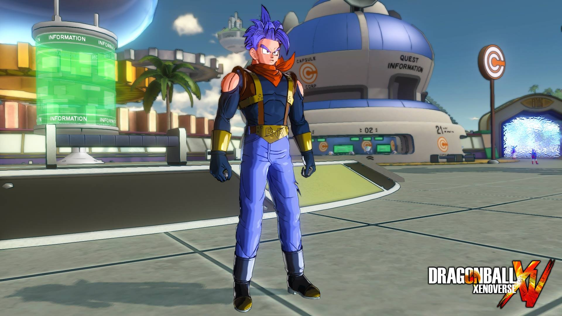 Dragon Ball Xenoverse Le 2nd Dlc En Images