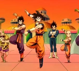 Dragon Ball Z Kirin Mets Orange DBZ