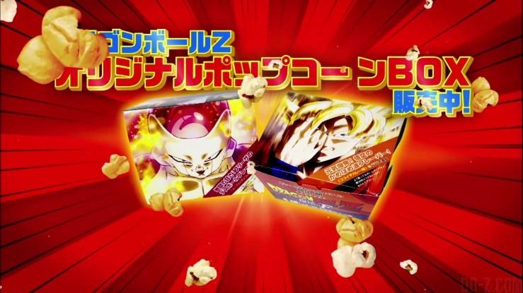 Dragon Ball Z Resurrection F : Popcorn