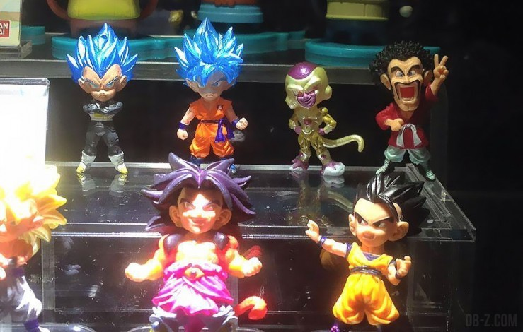 Nouvelle transformation de Goku & Vegeta