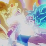 Dragon Ball Resurrection F - Goku SSGSS vs Freezer
