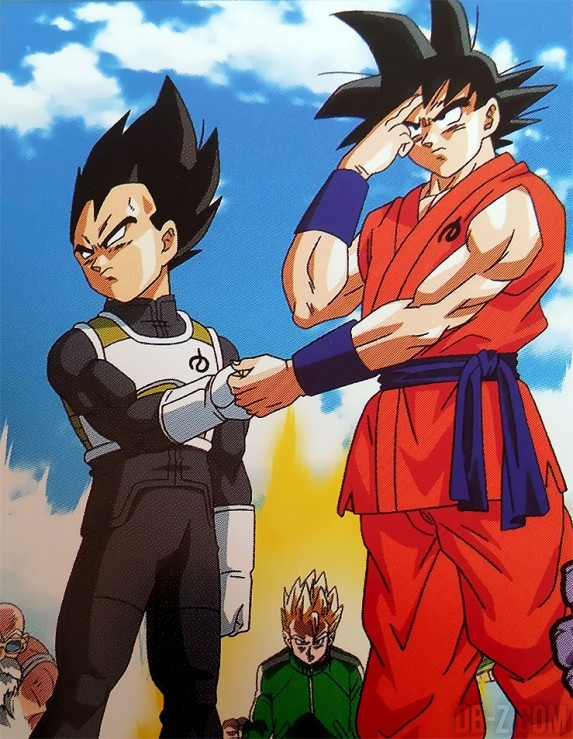 Dragon Ball Resurrection F Guide 53