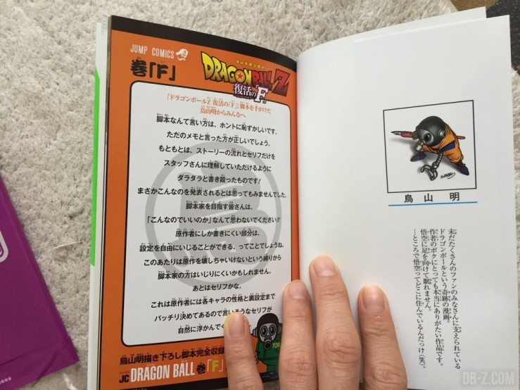 Dragon Ball Volume F 3