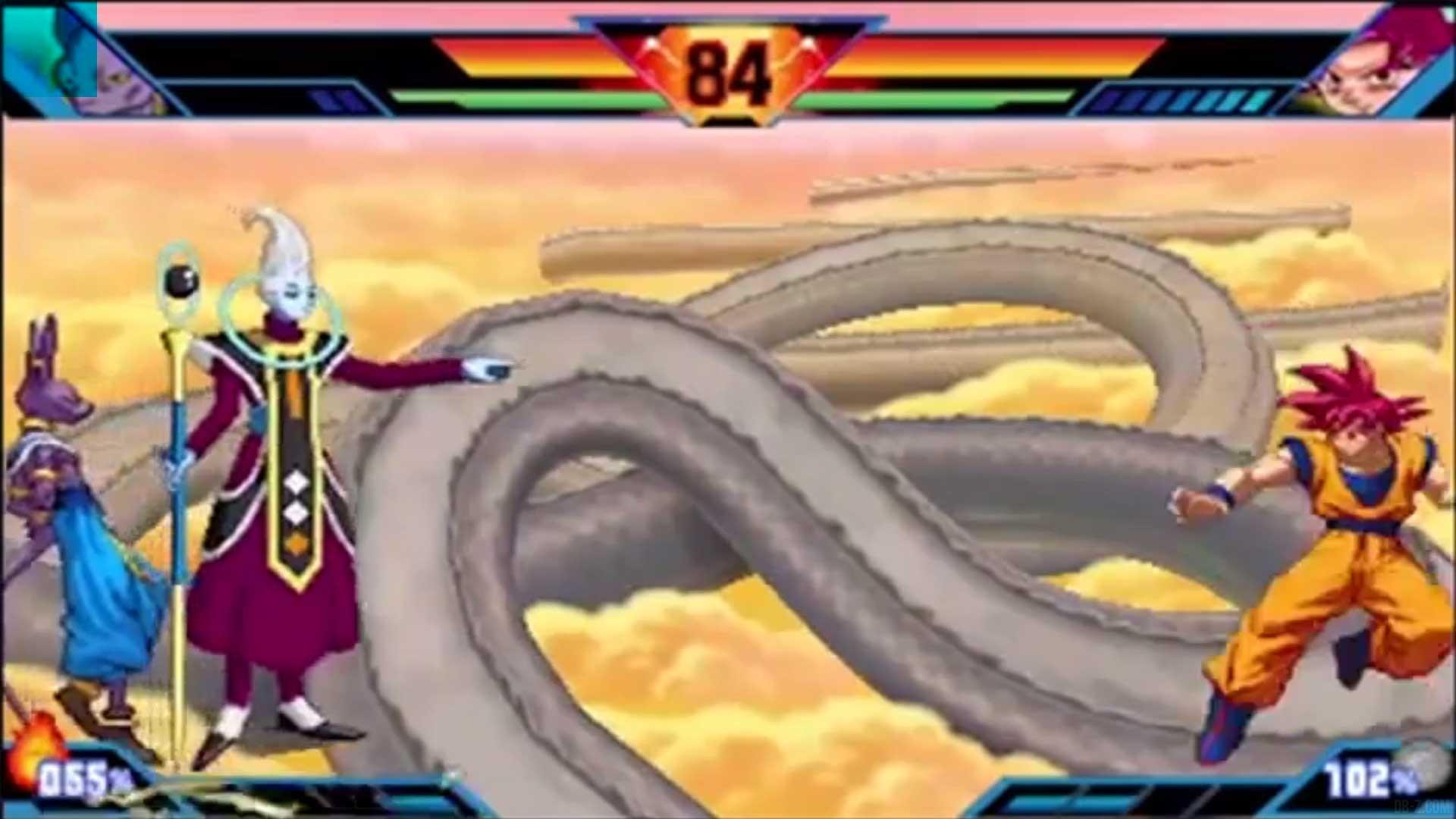 Dragon Ball Z Extreme Butoden trailer