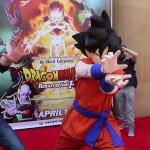 Dragon Ball Z Resurrection F Premiere USA