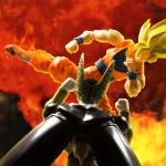 Dragon-Ball-Z-Stop-Motion-Cell-Goku