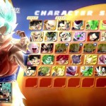 Dragon Ball Zenkai Battle Royale Goku SSGSS