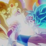 DBZ Résurrection F : Goku SSGSS vs Freezer