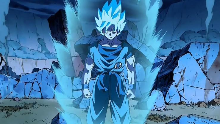 Super Saiyan God Super Saiyan GOKU SSGSS _0004