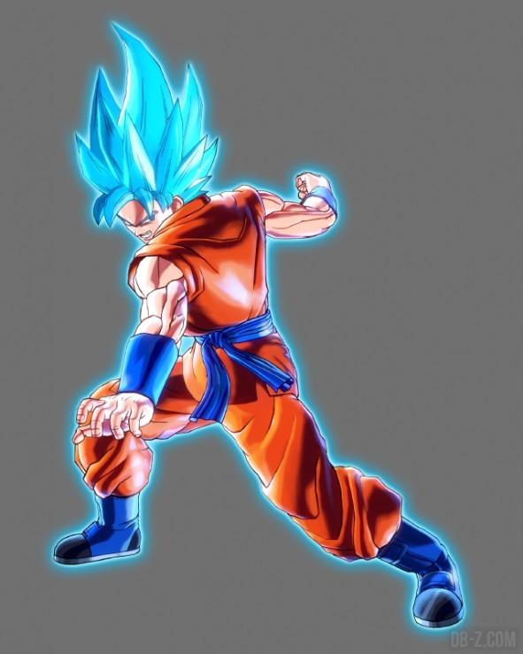 Xenoverse SSGSS_Goku_1429536673