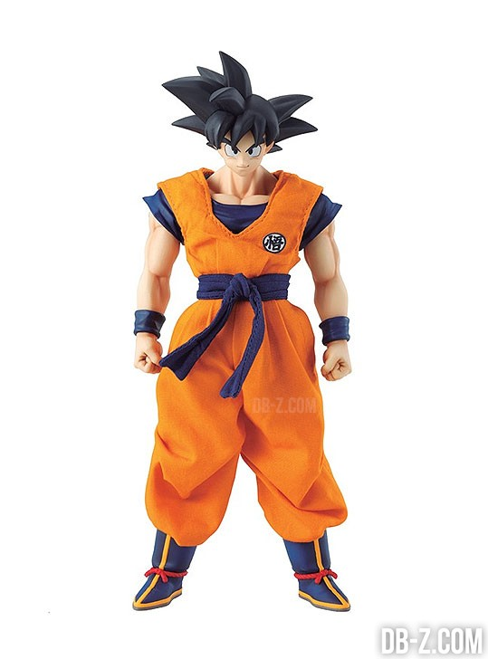 DOD Goku normal