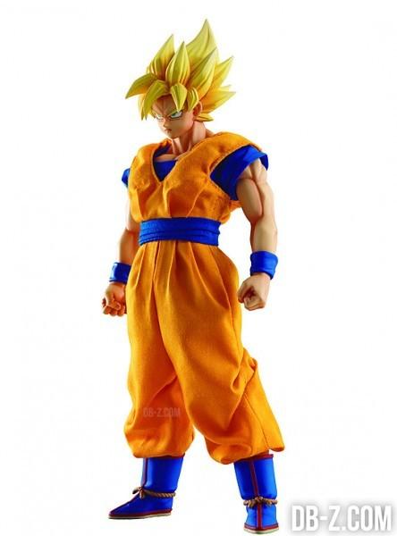 DOD Super Saiyan Goku