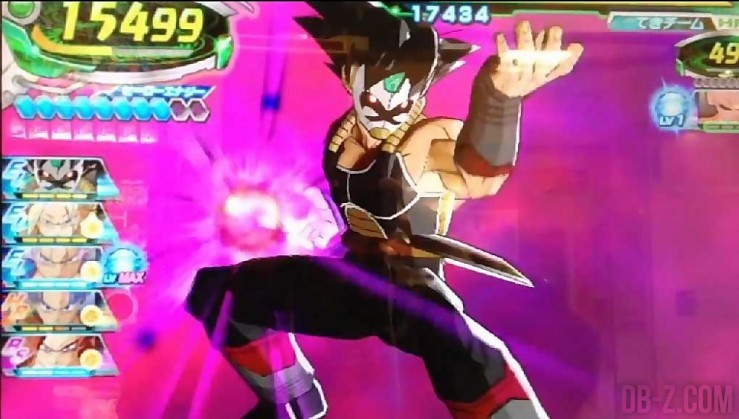 Dark Rebellion Trigger (Bardock Time Breaker)