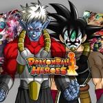 Dragon Ball Heroes : Mira & Bardock
