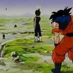 Dragon Ball Kai 154 Goku Vegeta