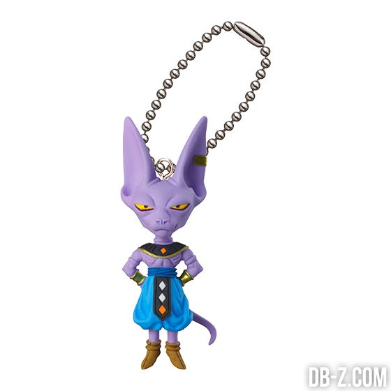 Dragon Ball UDM Burst 12 Beerus