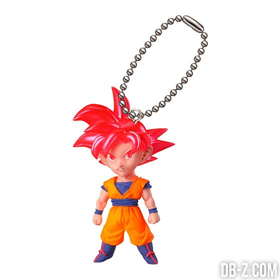 Dragon Ball UDM Burst 12 Goku Super Saiyan God