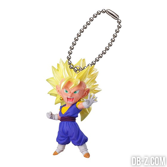 Dragon Ball UDM Burst 12 - Vegetto Super Saiyan 3