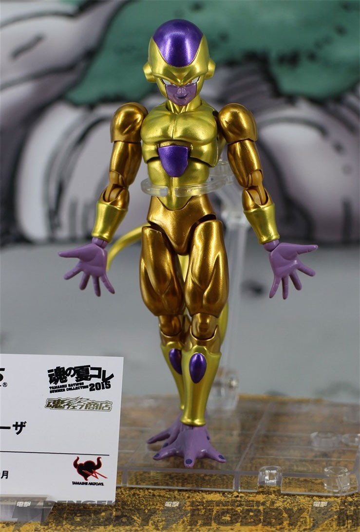 SHFiguarts Golden Freezer