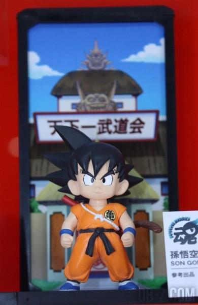 Tamashii Buddies Son Goku