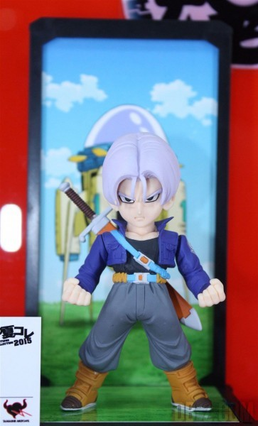 Tamashii Buddies Trunks