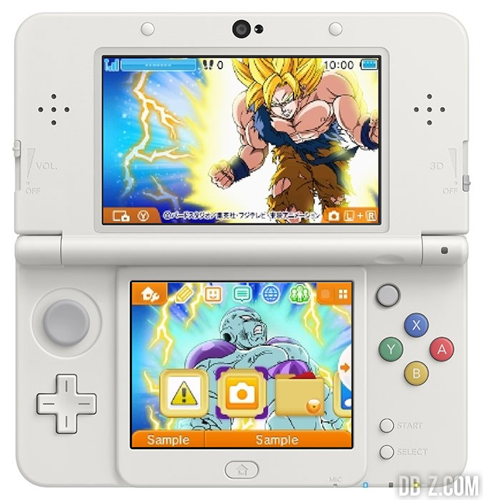 Theme-3DS-Dragon-Ball-Z-1