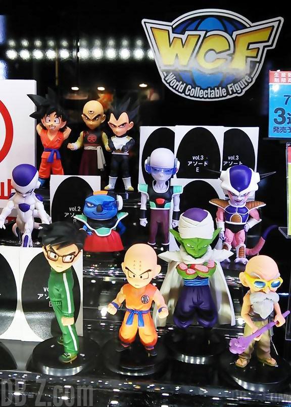 WCF Fukkatsu no F Dragon Ball Z