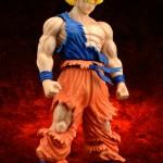 figurine gigantic series super saiyan goku