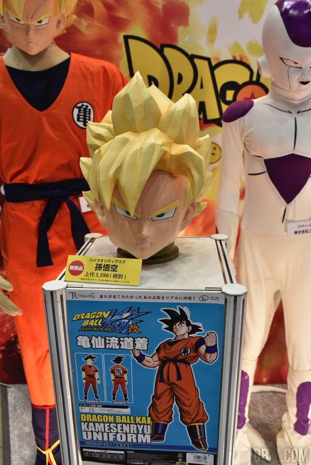 Dragon Ball International Tokyo Toy Show 2015 3