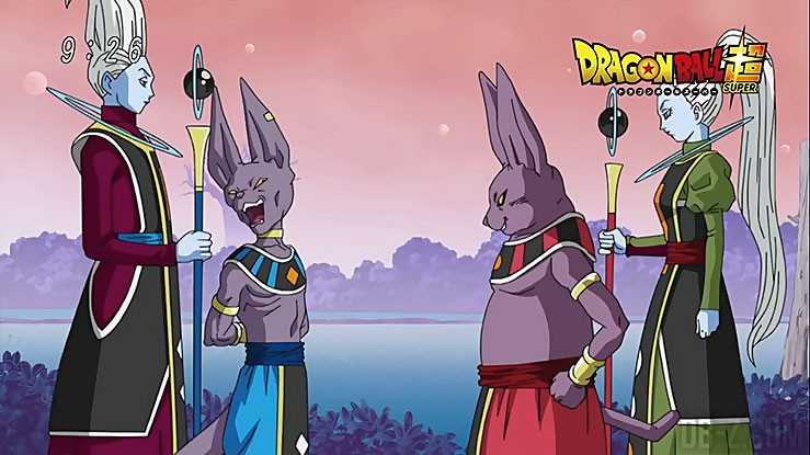 Dragon Ball Super Beerus Vs Champa