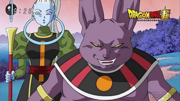 Dragon Ball Super - Champa