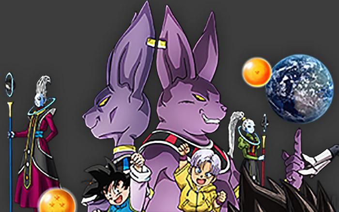 Dragon Ball Super : Dieu de la Destruction