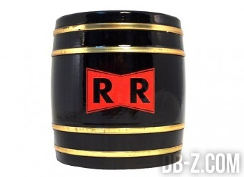 Dragon Ball Tasse bois - Ruban Rouge