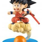 Dragon Ball Yura Colle Goku enfant