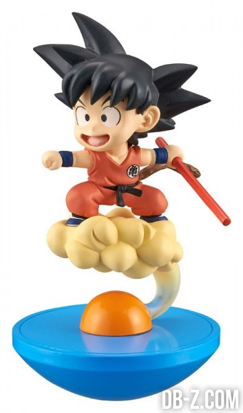 Dragon Ball Yura Colle Goku enfant