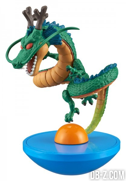 Dragon Ball Yura Colle Shenron