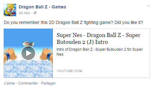 Dragon Ball Z Extreme Butoden en Europe ?