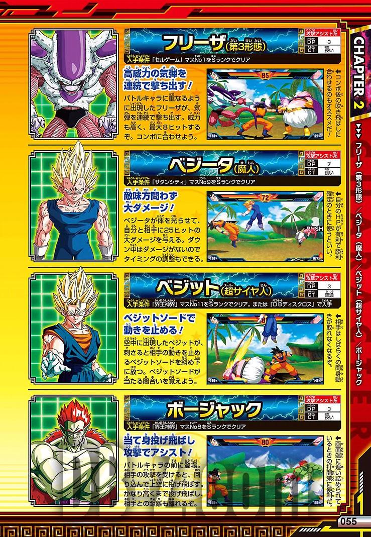 Dragon Ball Z Extreme Butoden Limit Break Battle Guide - Z-Assist