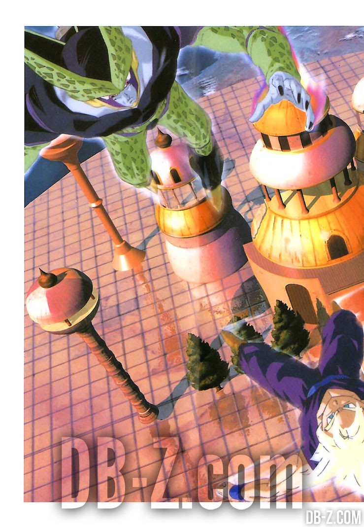 Dragon Ball Z Super Butoden 2 2