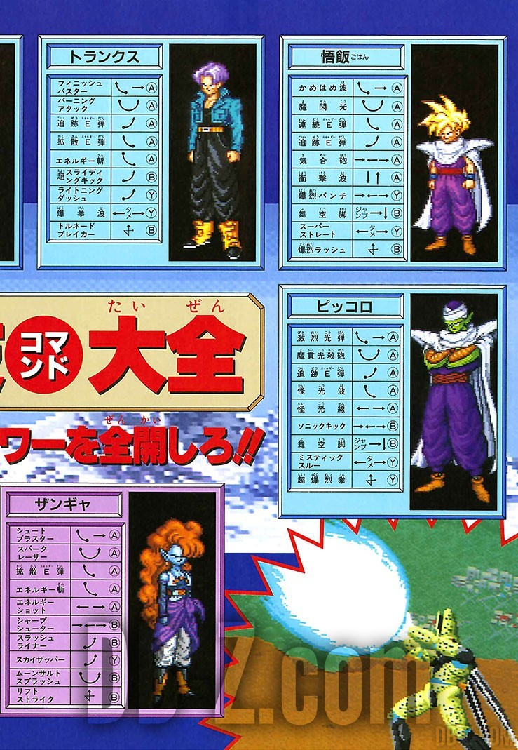 Dragon Ball Z Super Butoden 2 3