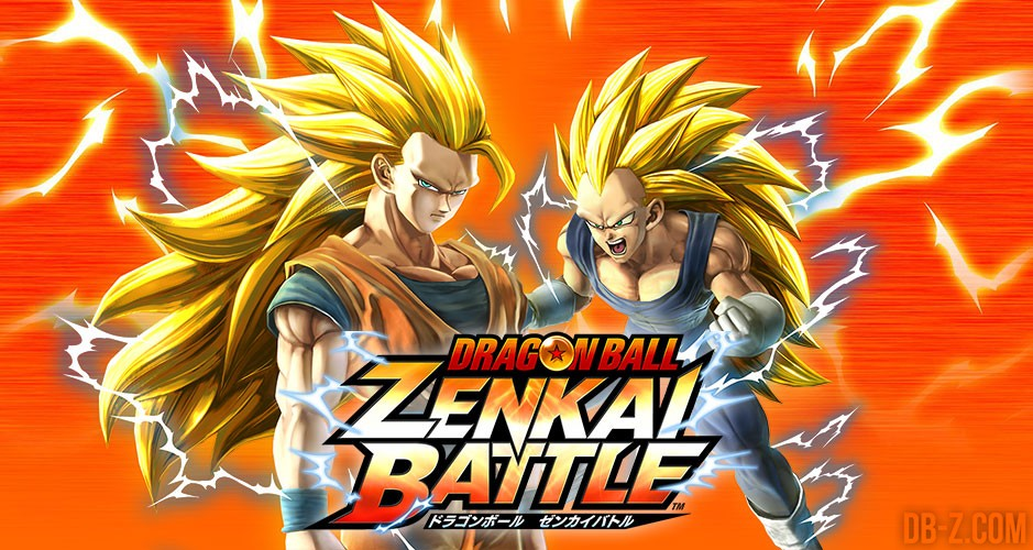 Le site officiel de dragon ball zenkai battle - Dragon ball z site officiel ...