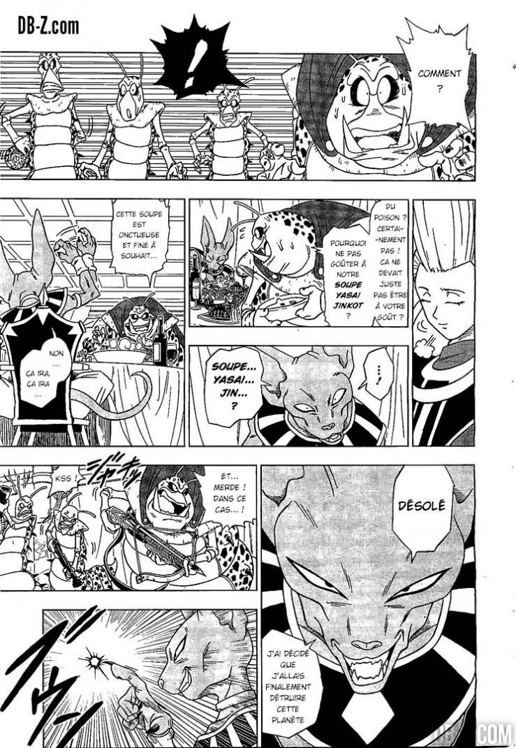 Dragon ball Super Chapitre 1 FR 11