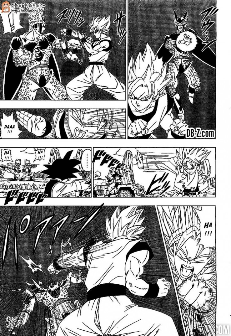 Dragon ball Super Chapitre 1 FR 5